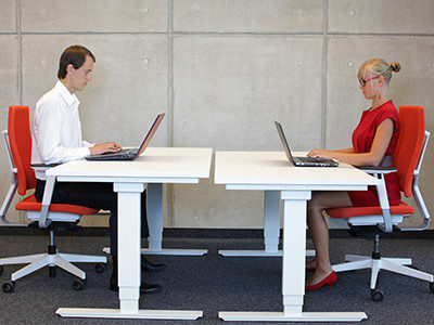 Ergonomics in the Workplace Promotes Productivity and Improves Mental and Physical Health