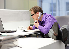 Ergonomics Consulting Specialist At The Office