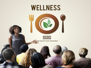 wellness-coach-presenting